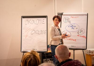Gertrude Suschko über die Earth AG
