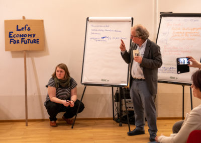 Fritz Hinterberger, Sustainable Europe Research Institute